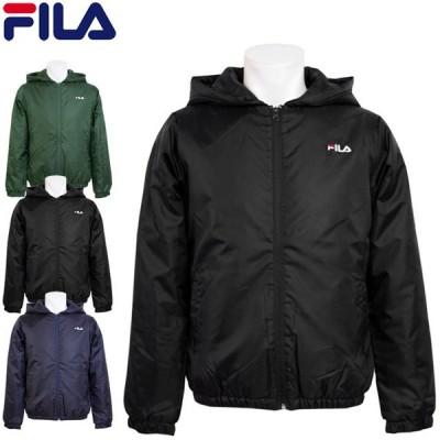 フィラ FILA ジャンパー メンズ 男性 薄手 軽量 フード付き 中綿 コート アウター M L LL