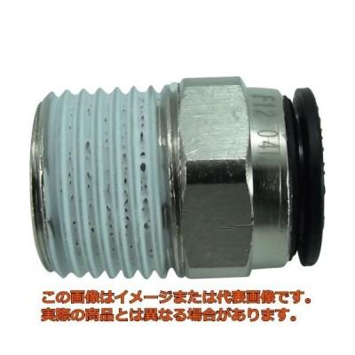 チヨダ ファイブメイルコネクタ 12mm・R1/2 F1204M
