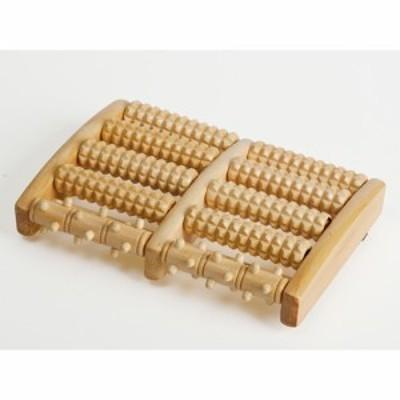 デメテル 木製足つぼローラー DMT10956