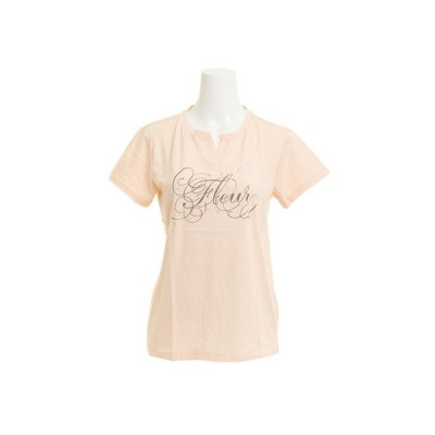 ウィッテム(HUITIEME) 【ポイント15倍】【多少の傷汚れありの為大奉仕】Tシャツ 半袖 T/C KEY NECK HU18SCD864423SBT (レディース)
