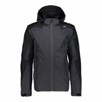 cmp シーエムピー アウトドア 男性用ウェア ジャケット cmp man-zip-hood-jacket