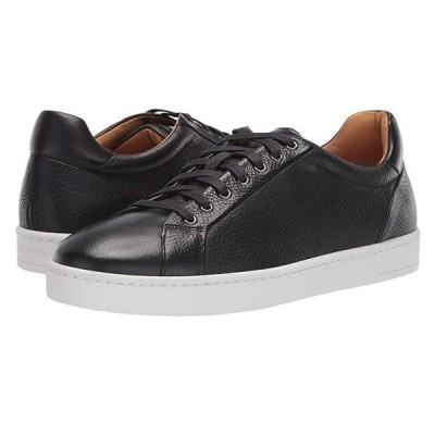 マグナーニ Elonso Lo Formal メンズ スニーカー 靴 シューズ Black Velvet