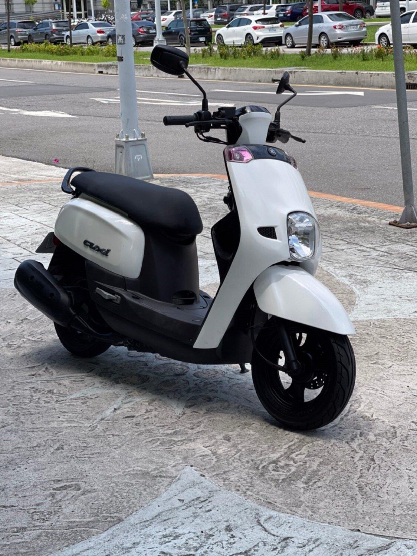 (行e重機)YAMAHA 山葉 CUXi 115 FI 優質中古車 速克達 代步車