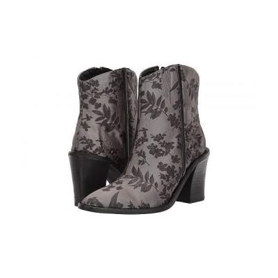 Free People フリーピープル レディース 女性用 シューズ 靴 ブーツ アンクルブーツ ショート Barclay Brocade Ankle Boot - Black Combo