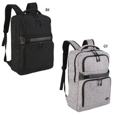 【送料無料】 22L アンブロ UMBRO メンズ スタッフバックパック リュックサック デイパック バッグ 鞄  消臭 UUAPJA20