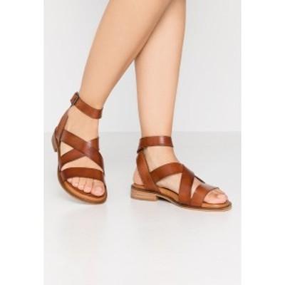 ペイブメント レディース サンダル シューズ JOANA - Sandals - tan tan