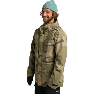 バートン Burton メンズ スキー・スノーボード ジャケット アウター covert snowboard jacket Barren Camo