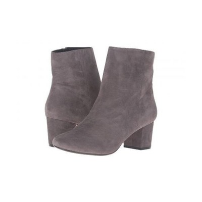 Dune London デューンロンドン レディース 女性用 シューズ 靴 ブーツ アンクル ショートブーツ Pebbles - Grey Suede