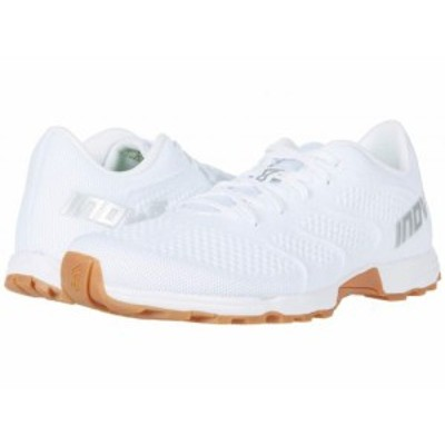 Inov-8 イノヴェイト レディース 女性用 シューズ 靴 スニーカー 運動靴 F-Lite(TM) 245 White/Gum【送料無料】