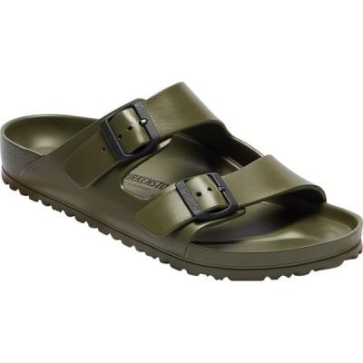 ビルケンシュトック Birkenstock メンズ サンダル シューズ・靴 arizona eva sandals Khaki