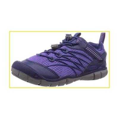 新品KEEN Kids' Chandler CNX Hiking Shoe, Purple, 7 Big Kid並行輸入品