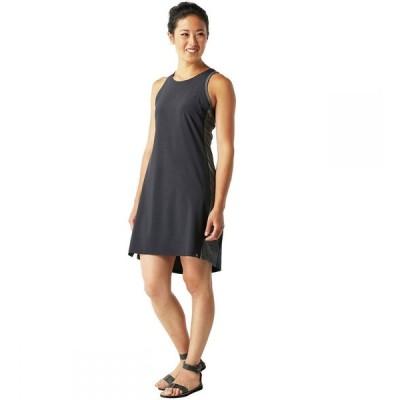 スマートウール Smartwool レディース ワンピース ワンピース・ドレス Merino Sport Dress Black