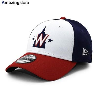 ニューエラ 9FORTY ワシントン ナショナルズ 【MLB THE LEAGUE ALTERNATE-2 ADJUSTABLE CAP/WHITE-NAVY-RED】 NEW ERA WASHINGTON NATIONALS