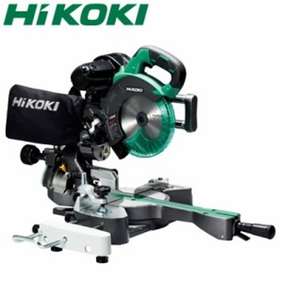 【送料無料】HiKOKI ハイコーキ 190mm 卓上スライド丸のこ C7RSHD