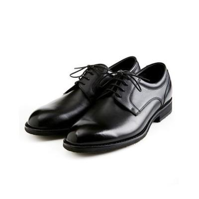 マドラス 靴 メンズ マドラスウォーク MW5906 ブラック 4E EEEE 本革 防水 プレーントゥ メンズ ビジネスシューズ