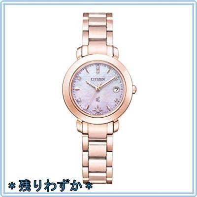 [シチズン] 腕時計 クロスシー hikari Collection エコ・ドライブ電波時計 Titania Happy Flight 限定モデル 世界限定2,500本