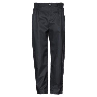 ヴァレンティノ VALENTINO パンツ ブラック 48 ナイロン 100% パンツ