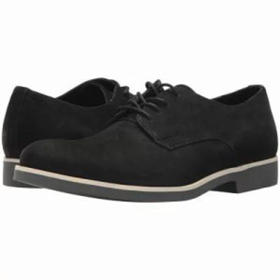 カルバンクライン 革靴・ビジネスシューズ Faustino Black Nubuck