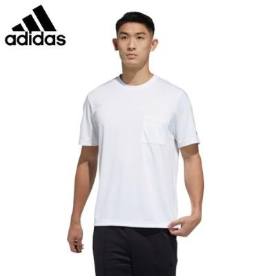 アディダス Tシャツ 半袖 メンズ MH TERO pocket TEE GN0793 JKL41 adidas