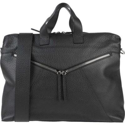 オルチアーニ ORCIANI メンズ ハンドバッグ バッグ Handbag Black