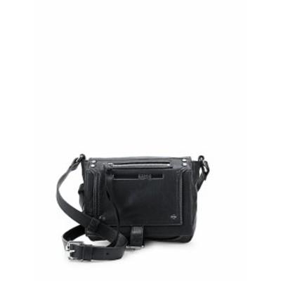 McQ アレクサンダーマックイーン レディース  クロスボディバッグ Leather Crossbody Bag