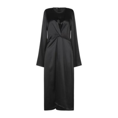 VINCE. シルクドレス ファッション  レディースファッション  ドレス、ブライダル  パーティドレス ブラック