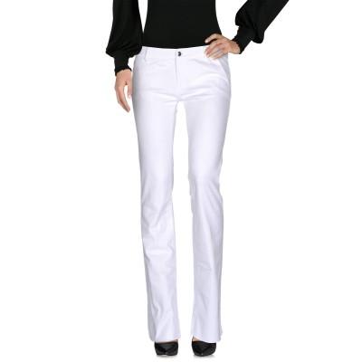 ザ・シーファーラー THE SEAFARER パンツ ホワイト 28 97% コットン 3% ポリウレタン パンツ