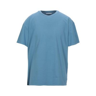 JOHN ELLIOTT T シャツ パステルブルー 1 コットン 100% T シャツ