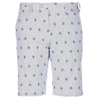 AT P CO ショートパンツ&バミューダパンツ  メンズファッション  ボトムス、パンツ  ショート、ハーフパンツ ホワイト