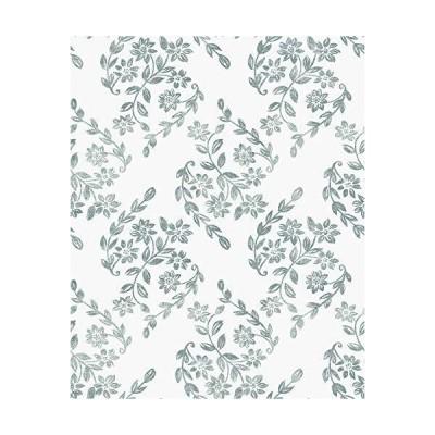 (新品) NuWallpaper NUS3545 Pomfret Peel & Stick Wallpaper, Teal