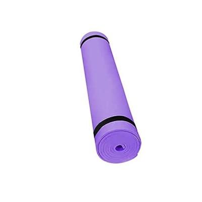 〈新品〉MULIN Portable Non-Slip Yoga Mat 4MM EVA Thick Durable Fitness Mats Adjusta