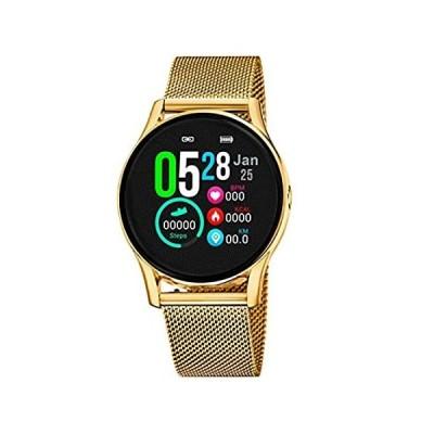 Smartwatch Lotus Smartime 50003/1 woman gold