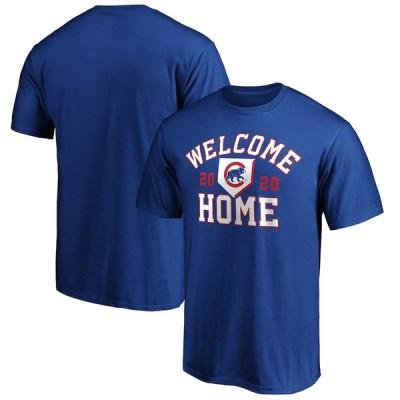シカゴ・カブス Fanatics Branded Welcome Home T-シャツ - Royal