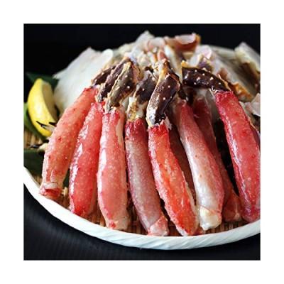 ますよね カット済 生 タラバ蟹 ポーション 1.5kg (たらば蟹 タラバポーション タラバカニ)