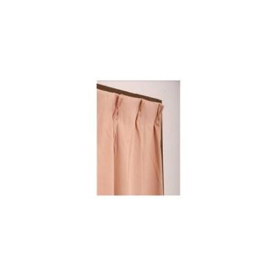 東京シンコール 2枚組 ドレープカーテン モイス(100×178cm/ローズ)