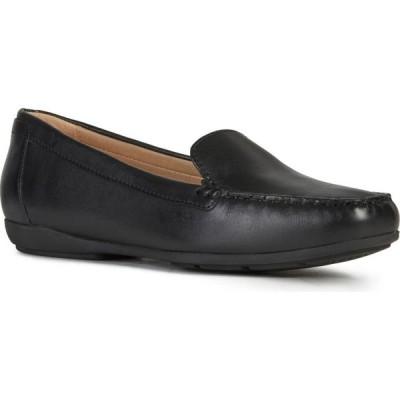 ジェオックス GEOX レディース スリッポン・フラット シューズ・靴 Annytahmoc Flat Black