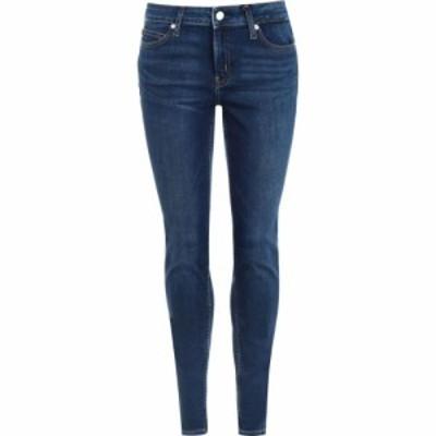 カルバンクライン Calvin Klein Jeans レディース ジーンズ・デニム スキニー ボトムス・パンツ Super Skinny Jeans Vanern Blue