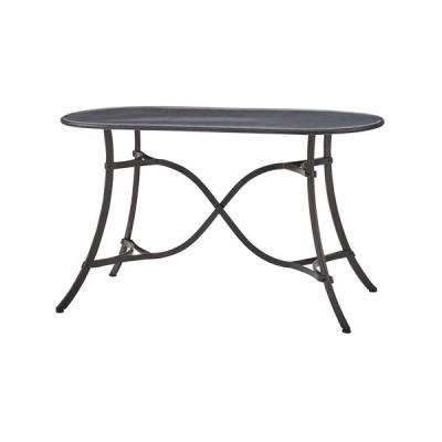 東谷 ダイニングテーブル オーバルテーブル アンクル 125cm幅 ELS-215