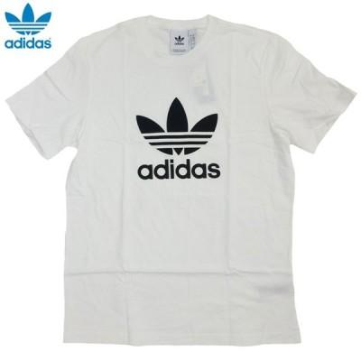 adidas ORIGINALS Torefoil Teeアディダス オリジナルス トレフォイル Tシャツ 半袖 カットソー 白【ゆうパケット対応】