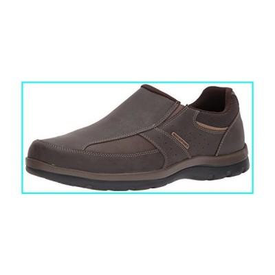 Rockport Men's Get Your Kicks Slip-On Brown Loafer 10.5 M (D)-10.5  M