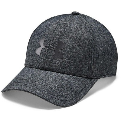 UNDER ARMOUR アンダーアーマー ADJUSTABLE AIRVENT COOL CAP 1351412 001 スポーツアクセサリー 帽子 メンズ BLK/MLO ONESIZE