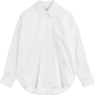 テッドベーカー Ted Baker レディース ブラウス・シャツ トップス Dyloh Oversized Shirt IVORY