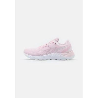 アシックス レディース スポーツ用品 GEL EXCITE 8 - Neutral running shoes - pink salt/pure silver