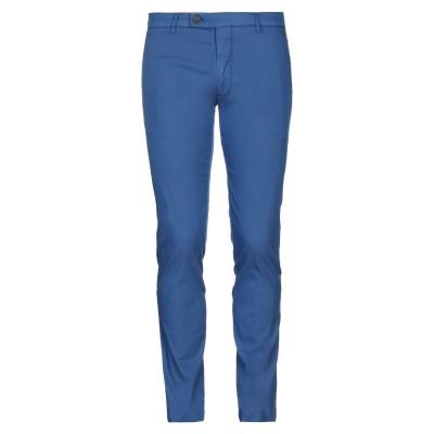 ベルウィッチ BERWICH パンツ ブルー 56 コットン 79% / ナイロン 17% / ポリウレタン 4% パンツ