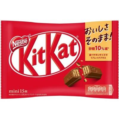 キットカット ミニ 箱 チョコレート ネスレ 15枚入り×12袋 1ケース