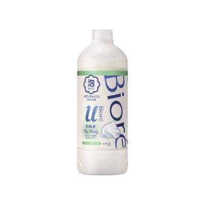 花王 ビオレu ザ ボディ 泡タイプ ヒーリングボタニカルの香り 詰め替え用 450ml /ビオレu ザボディ ボディソープ