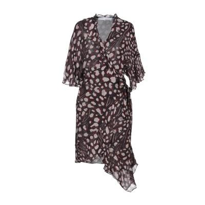 イロ IRO ミニワンピース&ドレス ダークブルー 34 レーヨン 100% ミニワンピース&ドレス
