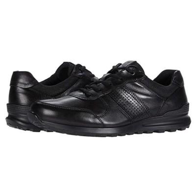 エコー CS20 Premium Trainer メンズ スニーカー 靴 シューズ Black Cow Leather