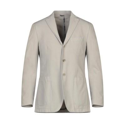 サルトリア・ラトーレ SARTORIA LATORRE テーラードジャケット ベージュ 50 コットン 98% / ポリウレタン 2% テーラードジ