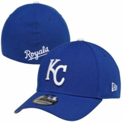 New Era ニュー エラ スポーツ用品  New Era Kansas City Royals Royal Game MLB Team Classic 39THIRTY Flex Hat